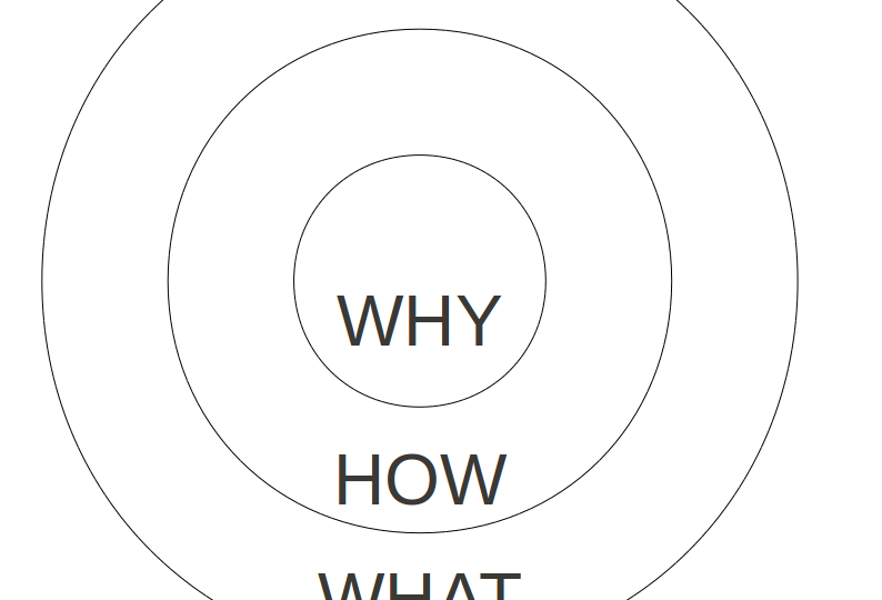 golden circle simon sinek believe business