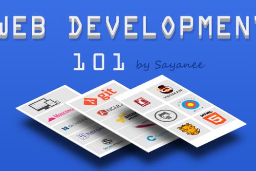 teach web development technology sayanee geek