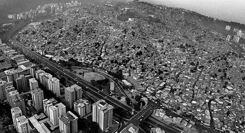 caracas desigualdad inequality social education educación