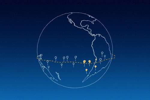 internet from space project loon espacio