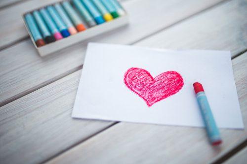 We also want to be your Valentine nosotros también queremos ganarnos tu corazón