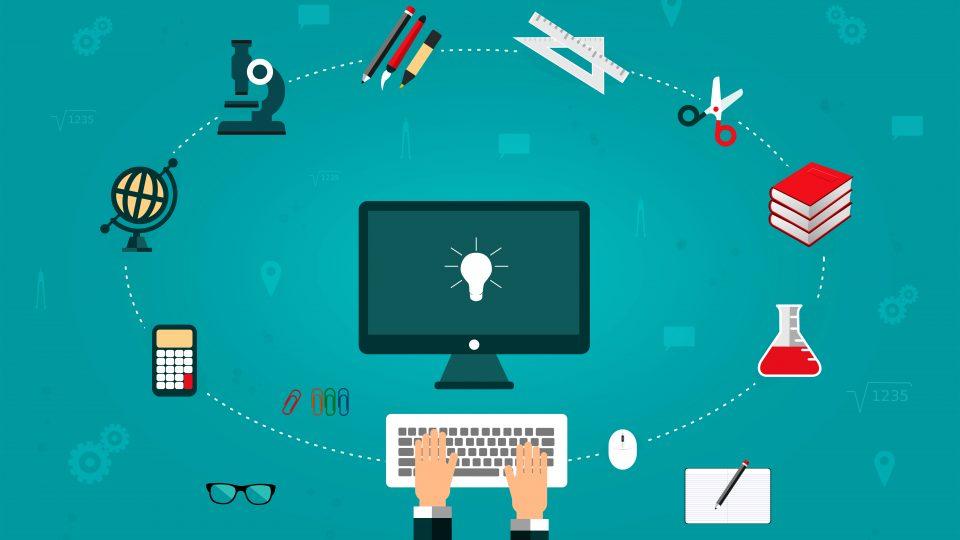 enseñar en línea, teaching online