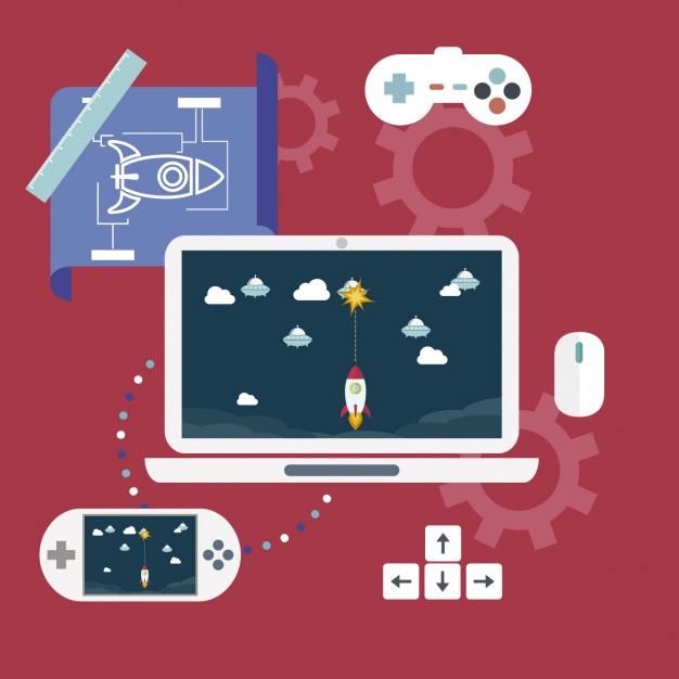 flat-video-game-development-infographic_1212-84