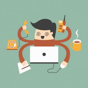 multitask estrés